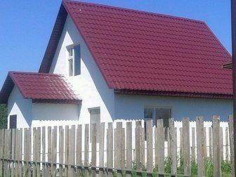 Свежее фото  Новый дом под ПМЖ - 50 км от МКАД, Воскресенский р-н, д, Золотово 33240921 в Москве