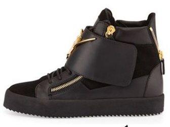 Просмотреть изображение Мужская обувь Мужские сникерсы Giuseppe Zanotti High-Top 33290902 в Москве
