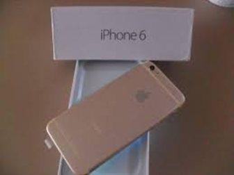 Скачать фото Другое Apple, iPhone 6 128 ГБ разблокирована сотовый телефон 100% новое 33299526 в Москве