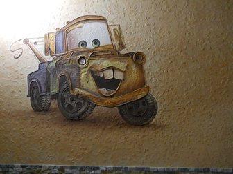 Увидеть фото  Профессиональная роспись стен, 3D-рисунки 33332597 в Волгограде
