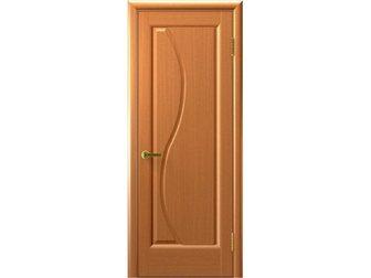 Свежее foto Отделочные материалы Межкомнатная дверь фабрики Современные двери, Флорина, анегри светлый, ПГ, 33387308 в Москве