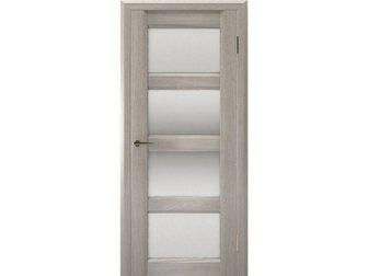 Свежее изображение Отделочные материалы Межкомнатная дверь Европан, ЭКО-шпон, Urbano 4, Дуб серый глянец, 33407026 в Москве