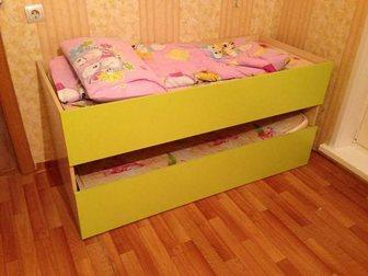 Свежее foto  Мебель для детского сада (кабинки, кроватки) 33410183 в Красноярске