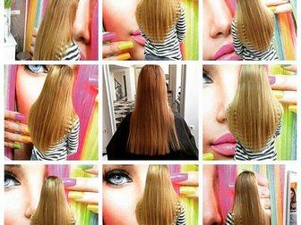 Просмотреть изображение Разное Наращивание волос , Ленточное наращивание , капсульное наращивание 33611729 в Москве