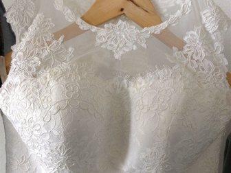 Просмотреть фото Свадебные платья НЕЖНЕЕ НЕЖНОГО платье новое 33717136 в Новосибирске