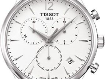 Скачать бесплатно foto Часы мужские наручные часы TISSOT новые 33750365 в Москве