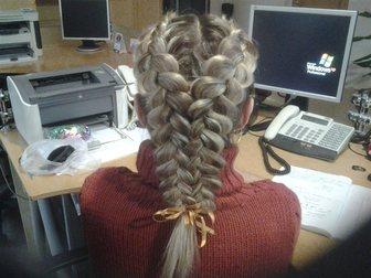 Смотреть foto  Плетение кос 33760554 в Ростове-на-Дону