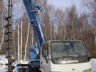 Новое фото Другие строительные услуги Закручивание винтовых свай ямобуром Nissan Diesel 33864029 в Москве