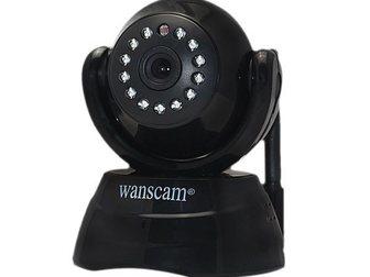 Увидеть фото Видеокамеры Распродаем Внутридомовые IP камеры с возможностью подключения wifi 33888299 в Москве