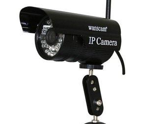 Скачать бесплатно фотографию Видеокамеры Распродаем Уличные IP камеры с возможностью подключения wifi, 33888304 в Москве
