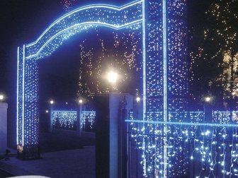Свежее foto Разные услуги Монтаж гирлянд из шаров, новогодних украшений 33925128 в Москве