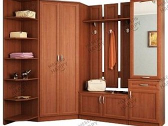 Свежее фото Мебель для прихожей Прихожая Шах-4 (новая, с доставкой) 33946177 в Москве