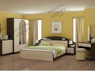 Увидеть foto  Спальня Александра-2 с матрасом (новая, с доставкой) 33946271 в Москве