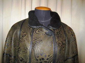 Увидеть фотографию Женская одежда Продаю дубленку натуральную женскую 48-50 раз 33995391 в Москве