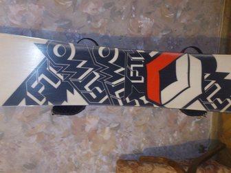 Просмотреть foto  Продается хороший комплект для начинающих и продвинутых сноубордистов 34016380 в Москве