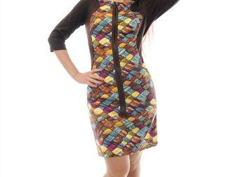 Увидеть фото  Прямой поставщик женской одежды больших размеров, Мелкий и крупный опт, 34078472 в Абакане