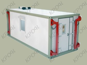 Скачать бесплатно foto  производство технологических блок-контейнеров 34129174 в Ростове-на-Дону