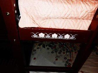 Скачать фотографию  Двухъярусная детская кровать 34152218 в Москве
