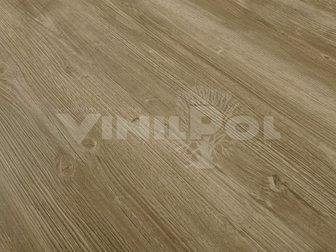 Скачать бесплатно foto  Виниловое напольное покрытие Vinilpol, F1-1 408-4 Дуб канадский, 34333340 в Москве