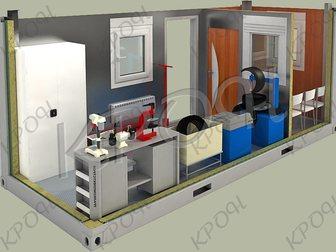 Смотреть изображение  Мобильная мастерская для ремонта колес грузовых автомобилей 34402476 в Ростове-на-Дону