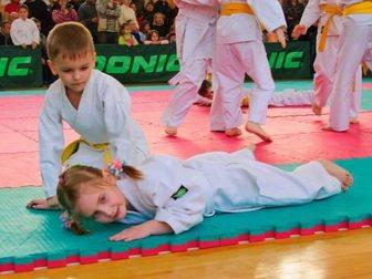 Уникальное изображение  Спортивный клуб Будокан 34520010 в Москве