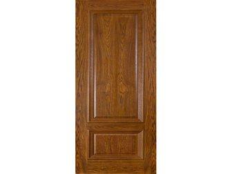 Уникальное фотографию  Межкомнатная дверь фабрики LUXOR, Фараон 1, дуб золотистый, пг, 34575037 в Москве
