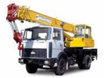 Смотреть фотографию Автокран Аренда строительной техники 34597439 в Москве
