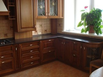 Смотреть фото  Новая кухня на заказ по Вашим размерам 34660485 в Москве