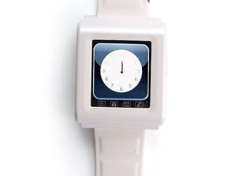 Скачать бесплатно изображение Часы Часофон AK912 белый 34698473 в Москве