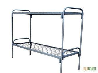Скачать фото Мебель для спальни Оптовая компания, предлагает металлические кровати для бытовок, общежитий, для рабочих, 34706578 в Астрахани