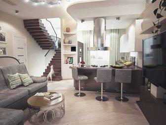 Свежее изображение Ремонт, отделка Дизайн проекты квартир, домов, офисов 34754025 в Москве