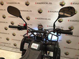 Увидеть изображение  Детский бензиновый квадроцикл модель Х16 LUX 34838134 в Москве
