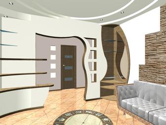 Скачать бесплатно фотографию  Дизайн интерьера 35064433 в Москве