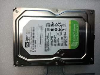 Просмотреть фотографию  Жесткие диски 320 GB 35086830 в Москве