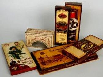 Свежее фото  Упаковка из картона от российского производителя 35092612 в Москве