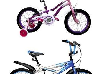 Свежее фото  Детские велосипеды для разных возрастов 35558304 в Новосибирске