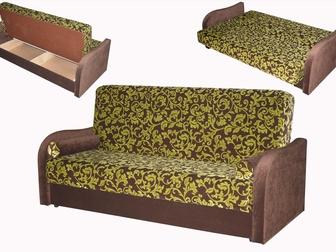Увидеть foto Мягкая мебель Диван-кровать с механизмом книжка Мекс 35563438 в Москве