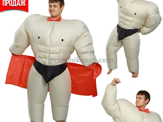 Увидеть фотографию  Смешные надувные костюмы для праздников по низким ценам, 35657760 в Чебоксарах