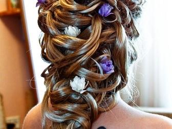 Скачать бесплатно фото  Свадебные прически, макияж, Бесплатный выезд, 35659241 в Москве