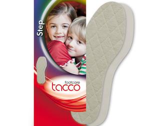 Скачать бесплатно изображение  Tacco Step Kids Aрт, 629 - стельки детские двухслойные теплые оптом, 36043743 в Москве