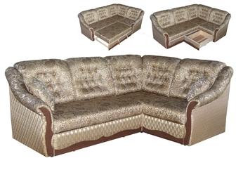 Смотреть foto  Угловые диван-кровати изготовление 10 дней 36579067 в Москве