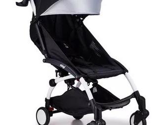 Смотреть изображение  Компактная коляска для детей 36610946 в Москве