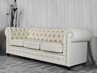 Новое foto Мягкая мебель Диван Честерфилд от фабрики Soft-Wall 36616594 в Москве