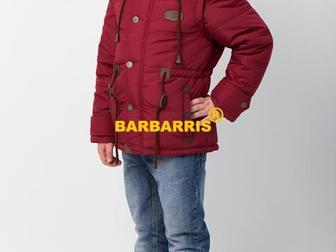 Свежее изображение  Оптом, Детские куртки от TM Barbarris, 36755694 в Москве