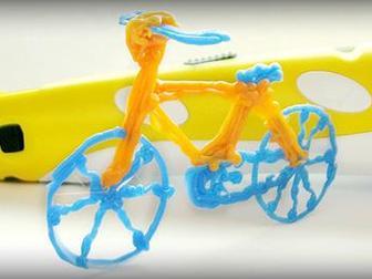 Новое foto  Надежная, удобная в работе 3D ручка, MyRiwell 3D Pen RP100A 37215097 в Санкт-Петербурге