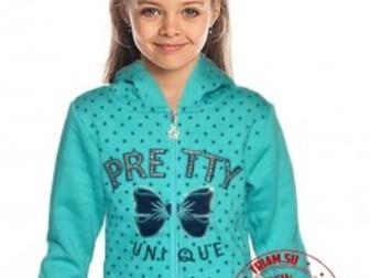 Смотреть foto  Детские кофты, свитера для девочек оптом 37257850 в Москве