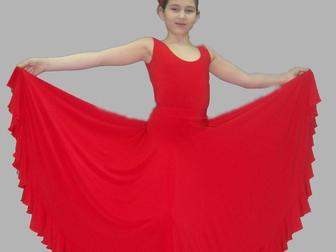 Увидеть изображение  Юбка для фламенко детская 37347817 в Москве