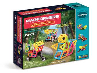 Свежее фотографию Детские игрушки Magformers Magic Pop Set - Магнитный конструктор Магформерс, 37348493 в Москве