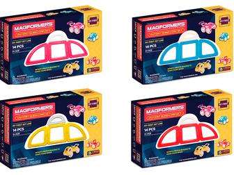 Скачать бесплатно фото Детские игрушки Magformers My First Buggy Car Set - Магнитный конструктор Магформерс, 37349299 в Москве