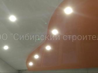 Смотреть фотографию  Окна, двери, натяжные потолки, ремонт и отделка квартир под ключ, 37359340 в Новосибирске